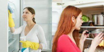 Desinfectantes naturales caseros para limpiar la nevera
