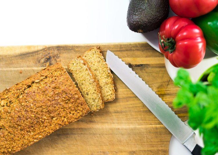 Receta de pan casero con hojuelas