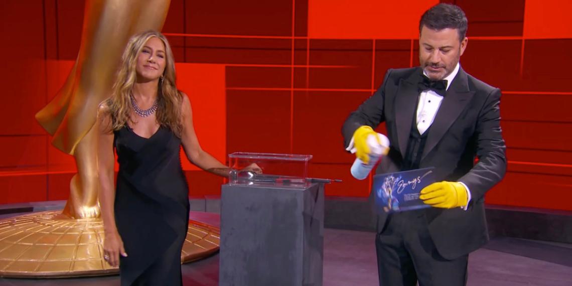 Los ganadores de los premios Emmy 2020.