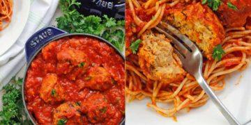 Receta de albóndigas caseras y veganas ideales para tus cenas sanas