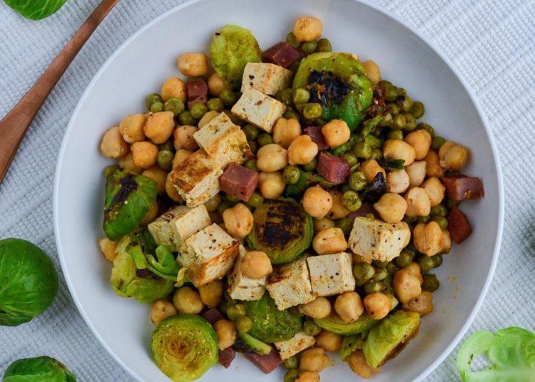 Recetas con garbanzos saludables para comer sano