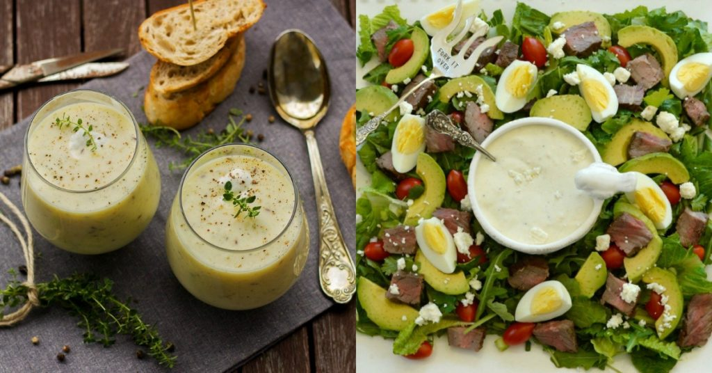 Recetas de salsas con aguacate