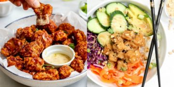 Recetas keto con coliflor para tus platos saludables de la semana