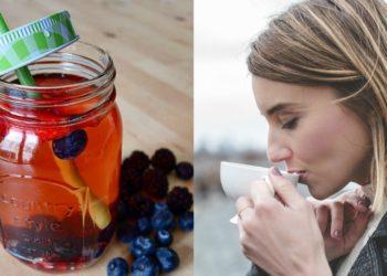 Té de frutos rojos, la bebida que tu cuerpo necesita para calentarse y relajarse de forma natural