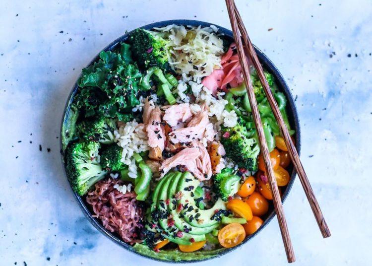 Tipos de ensaladas sanas fáciles y rápidas de hacer