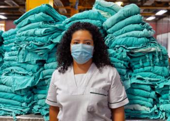 """Los trabajadores """"invisibles"""" en México que luchan contra la pandemia"""