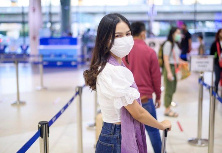 Filas en el aeropuerto