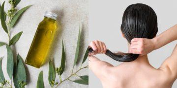 Mascarilla para alisar el cabello