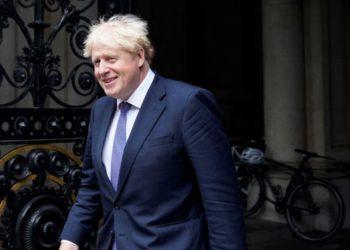 Boris Johnson y Brexit