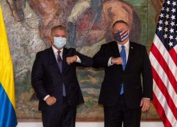 Sanciones y Nicolás Maduro