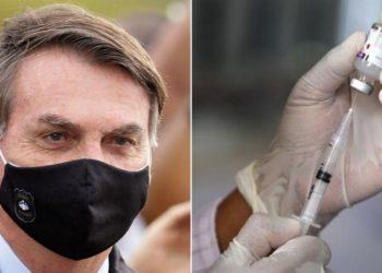 Gobierno de Jair Bolsonaro no obligará a las personas a vacunarse contra el coronavirus en Brasil. Foto: AP / EFE