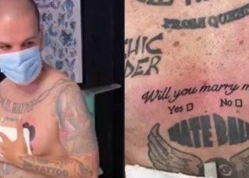 Matrimonio tatuaje