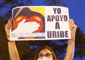 juicio de Álvaro Uribe