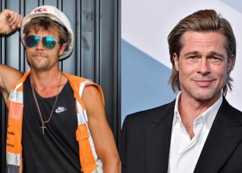 Doble de Brad Pitt
