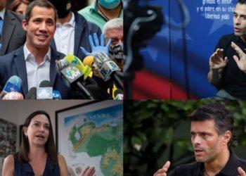 Capriles se desmarca de Guaidó