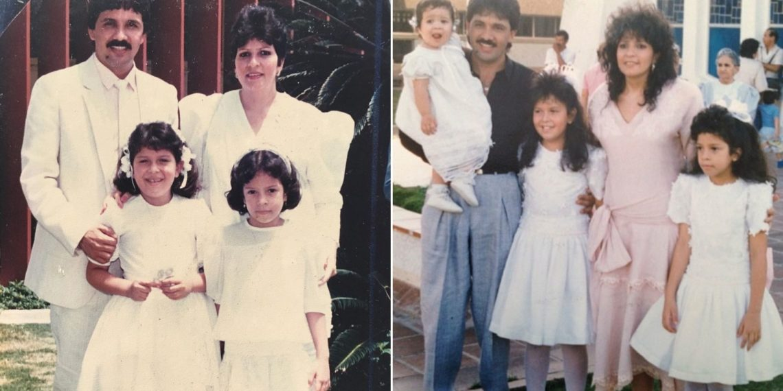 Así lucen las hijas de Rafael Orozco