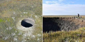 Cráter Siberia