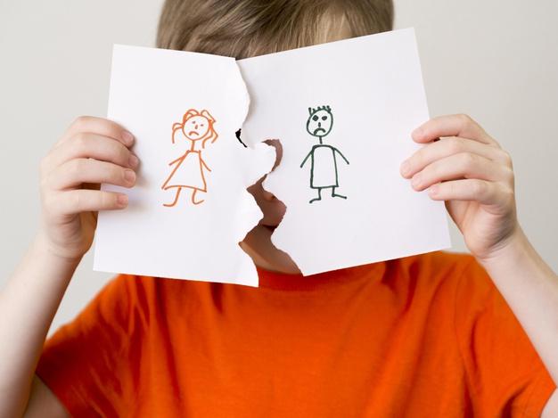 hablar de divorcio