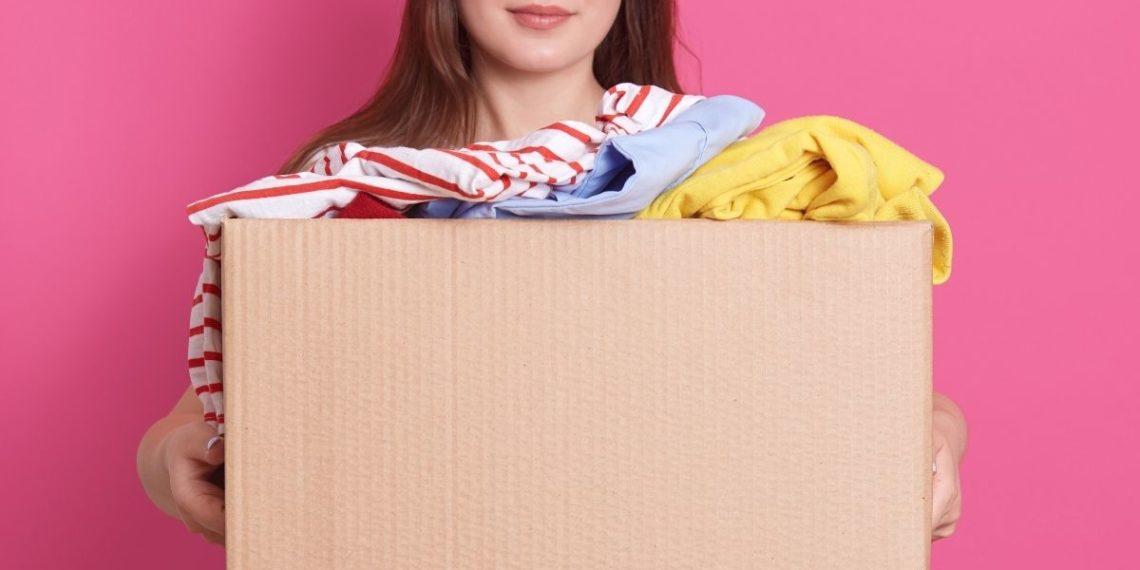 Donaciones ropa