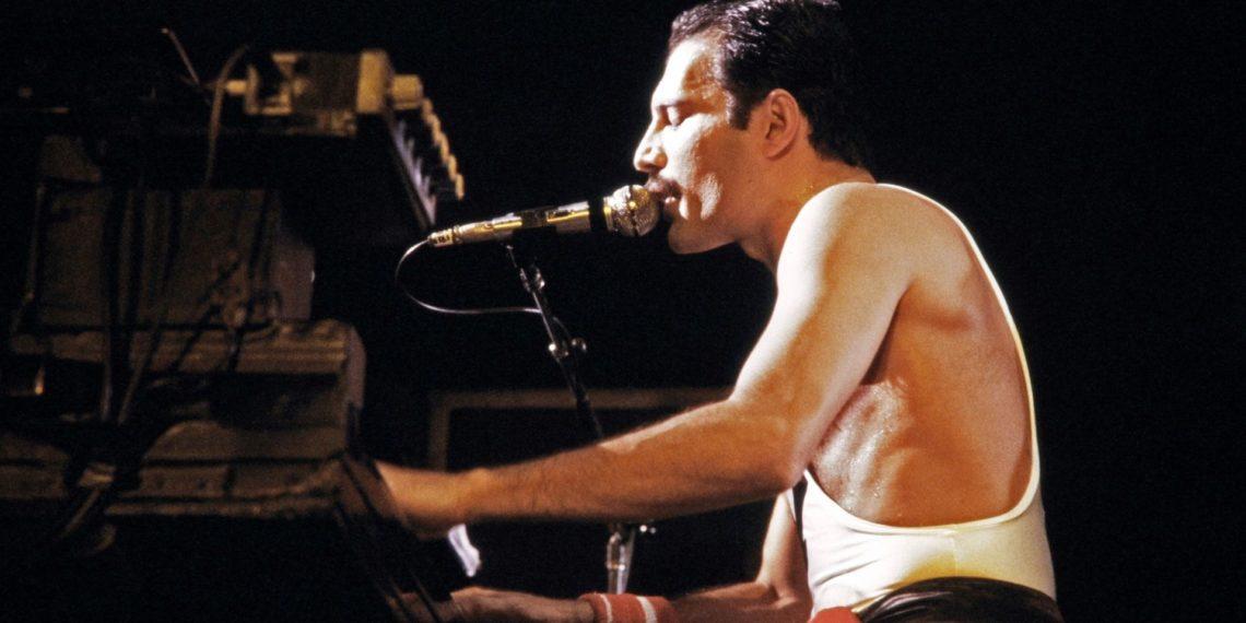 Freddie Mercury en Dragon Ball