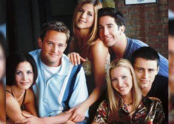 Imagen publicitara de 'Friends'. Foto: Instagram/ pessoalrevista