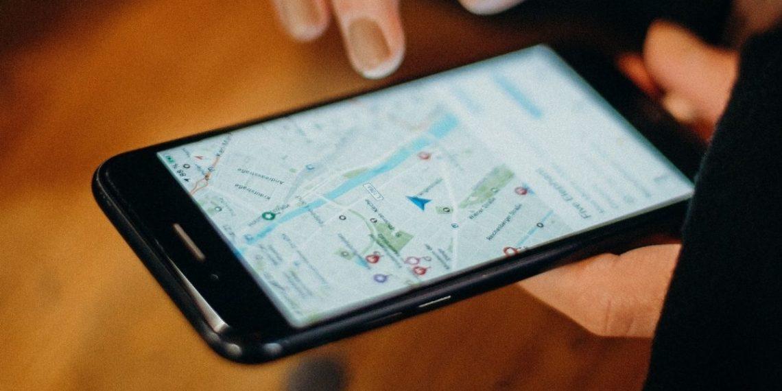 Google Maps pago
