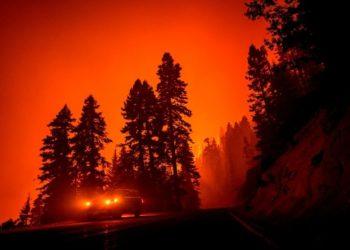 Incendios EE.UU.