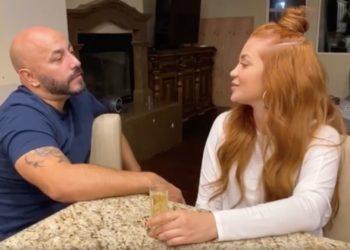 Comparan la novia de Lupillo con Shakira