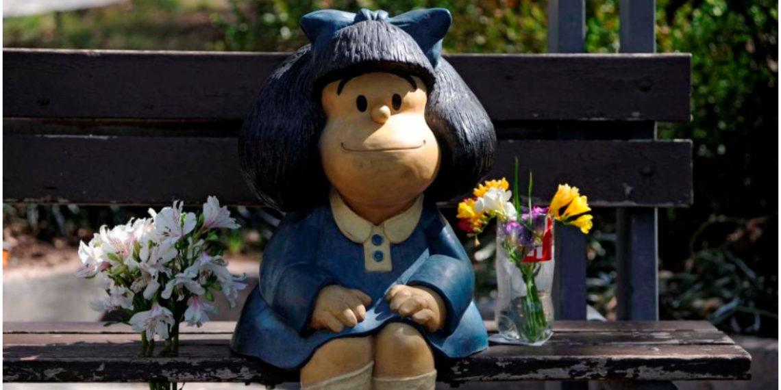 Mafalda / ejemplo para las mujeres