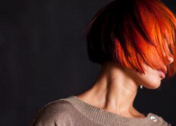 Melena de fuego: looks para cabello rojizo. Foto: Freepik