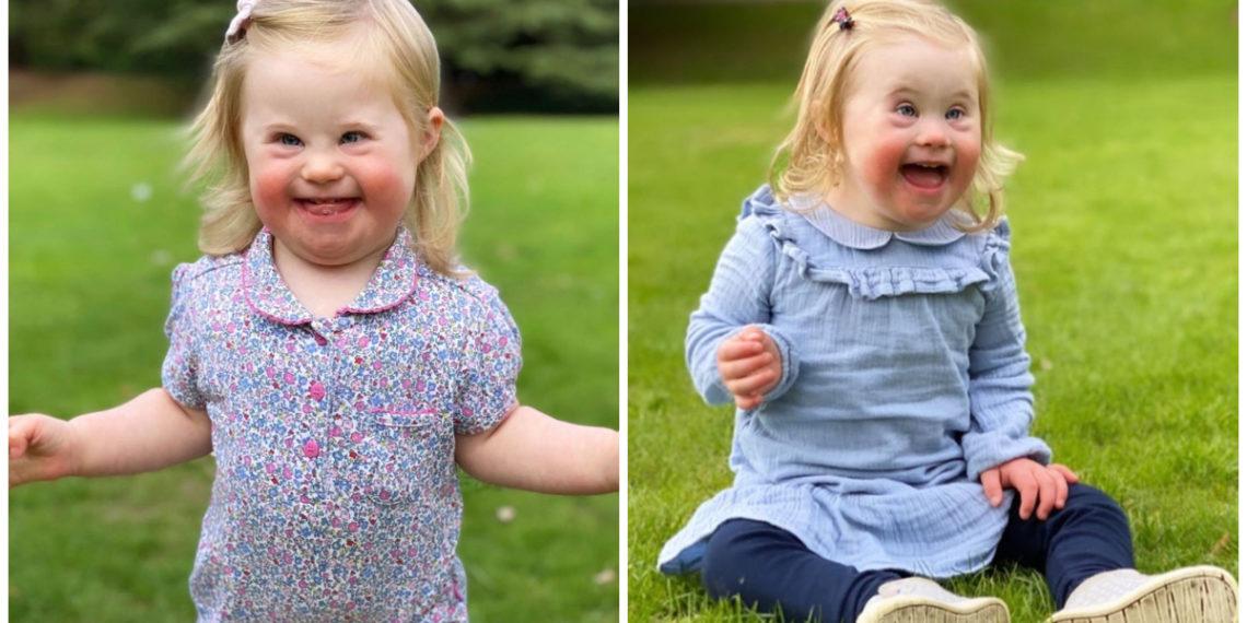 niña síndrome de Down