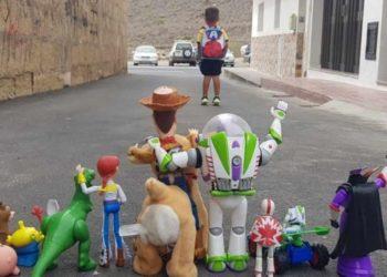 Niño Toy Story