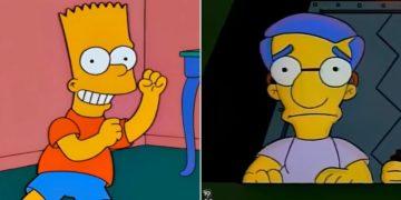 Nombre Bart Simpson