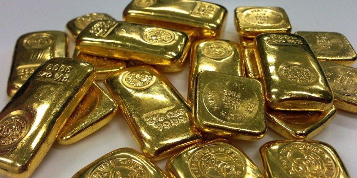 oro en el mundo
