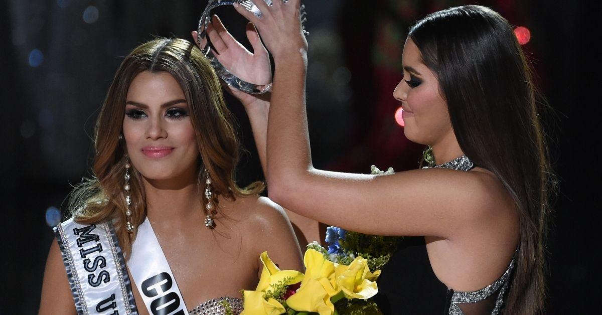 Paulina Vega y Ariadna Gutiérrez