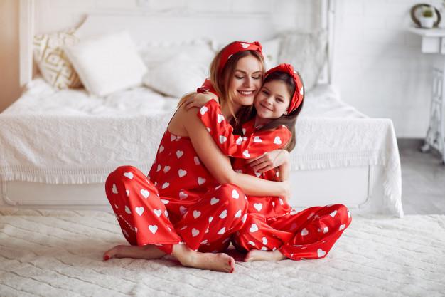 pijamas elegantes