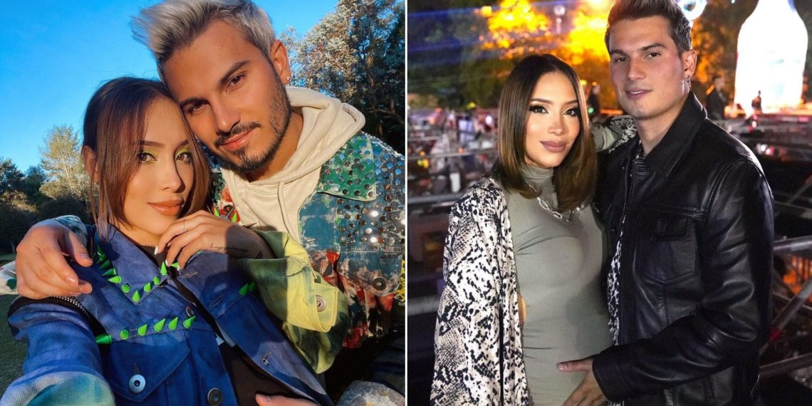 Pipe Bueno y Luisa Fernanda W hacen lujoso baby shower