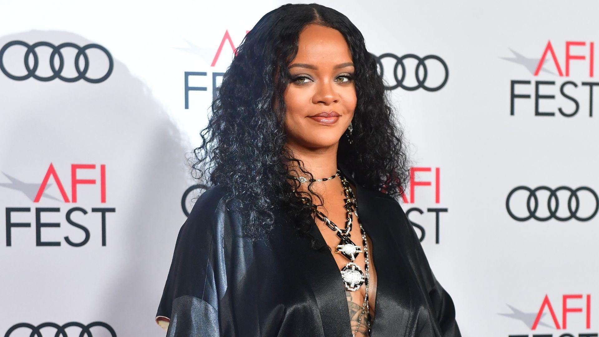 Rihanna accidente