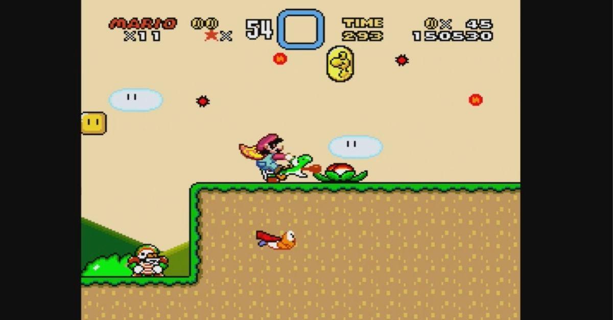Mario bros 35 años