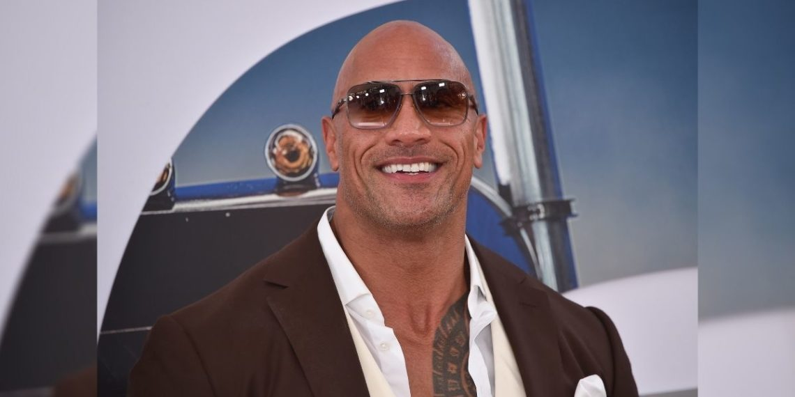 Dwayne Johnson coronavirus