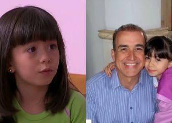Valentina Celis, María Franco Padres e hijos