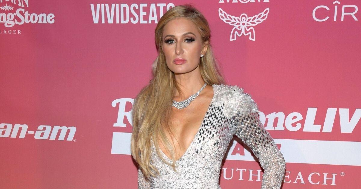 vida de Paris Hilton