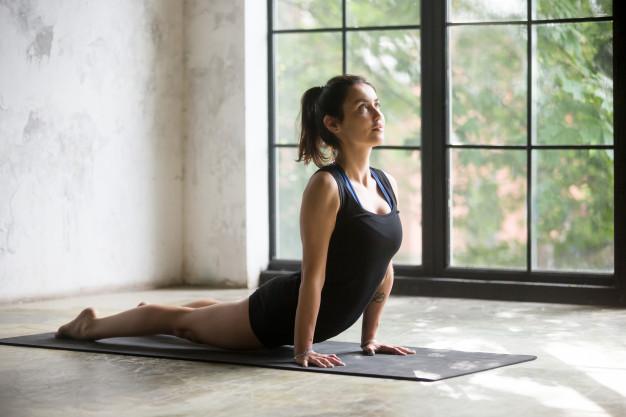rutina yoga