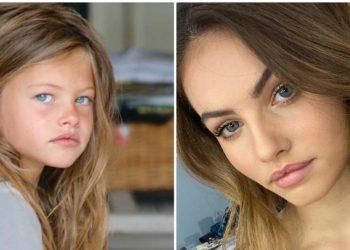 Así luce actualmente la niña más linda del mundo
