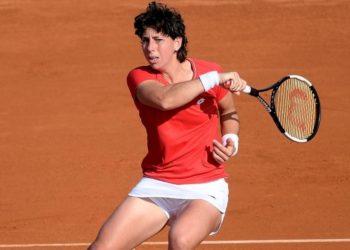 La tenista española Carla Suárez sufre linfoma de Hodgkin