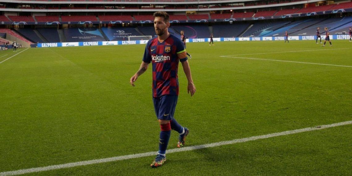 «No vamos a fichar a Messi»: afirma director deportivo del Inter de Milán