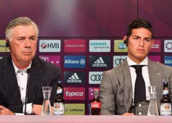 James Rodríguez al Everton: una nueva oportunidad para el colombiano