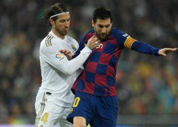 "Sergio Ramos sobre Messi: ""Nos gustaría que siguiera aquí"""