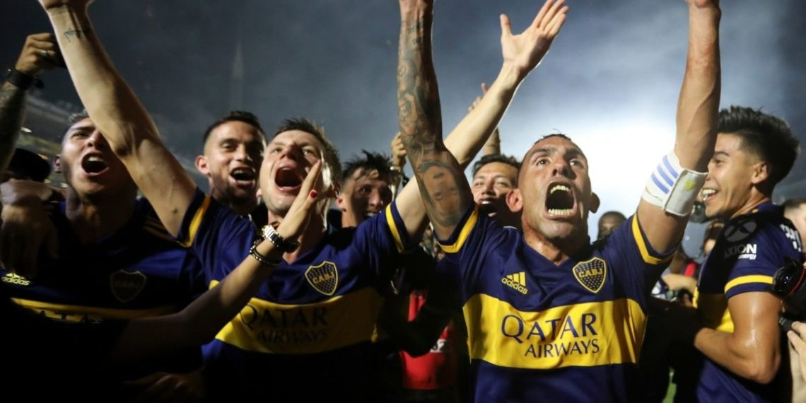 COVID-19 afecta a más de la mitad de la plantilla de Boca Juniors