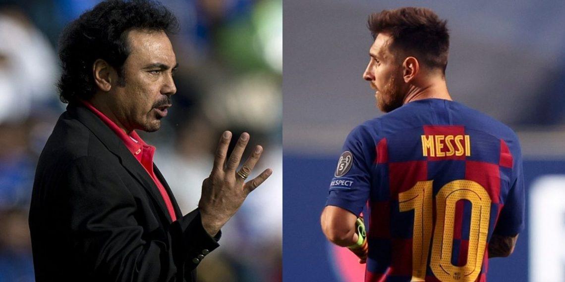 «Messi ha debilitado su imagen en dentro del club»: dice Hugo Sánchez